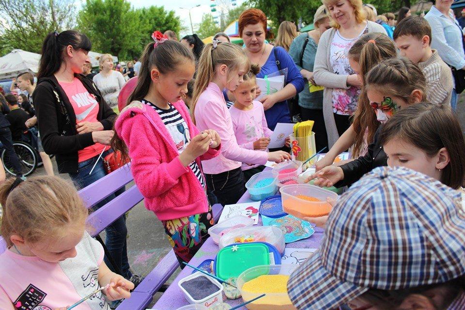 В Краматорске состоялся масштабный Фестиваль семьи, фото-5