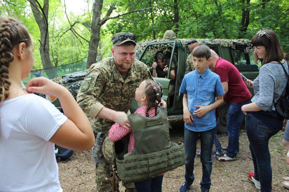 В Краматорске состоялся масштабный Фестиваль семьи, фото-6