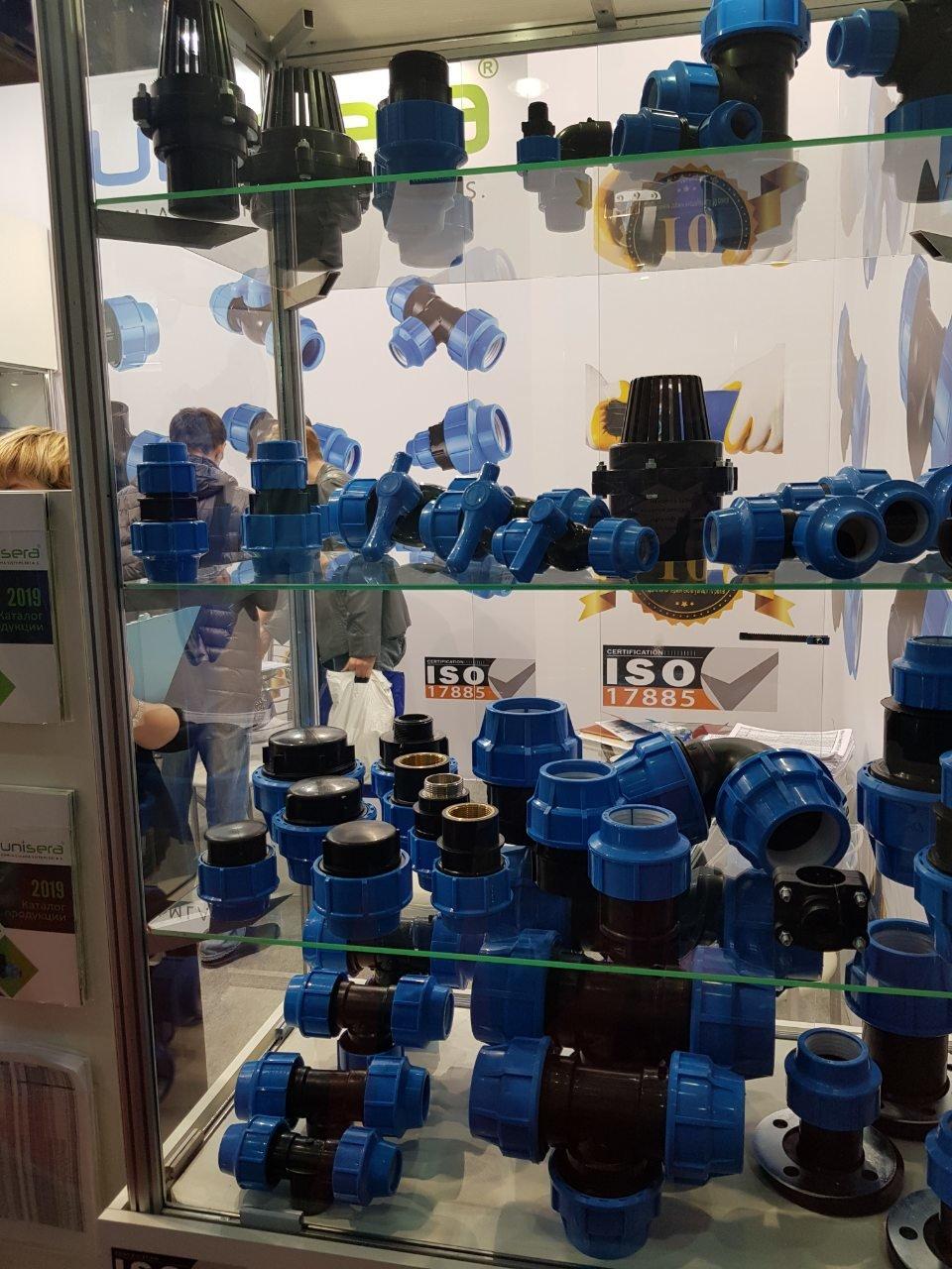 Современные полимерные водопроводные трубы в ассортименте интернет магазина Проком, фото-1
