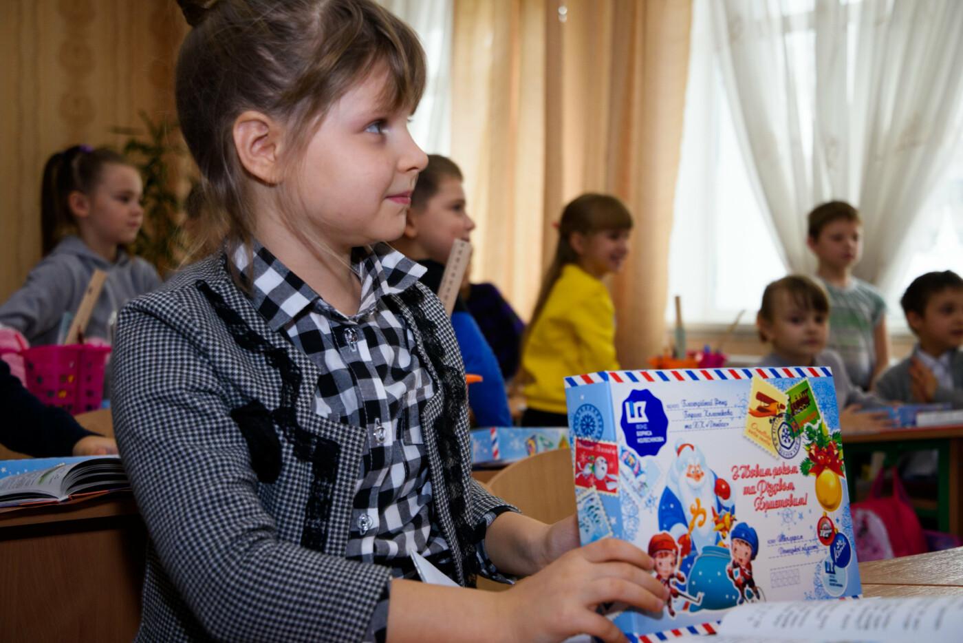 В День Николая 61000 школьников получили сладкие подарки от Фонда Бориса Колесникова, фото-4