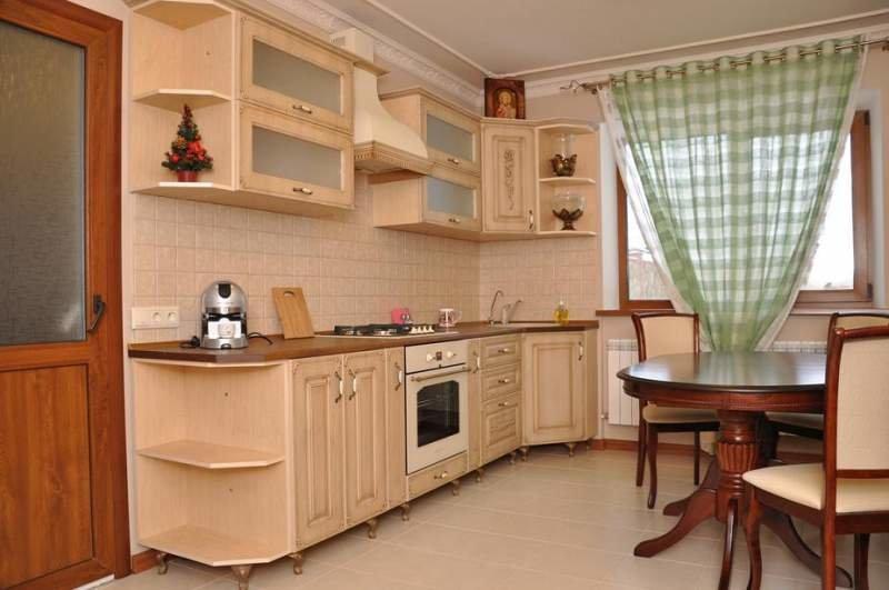Какой материал кухонной мебели может быть, фото-1