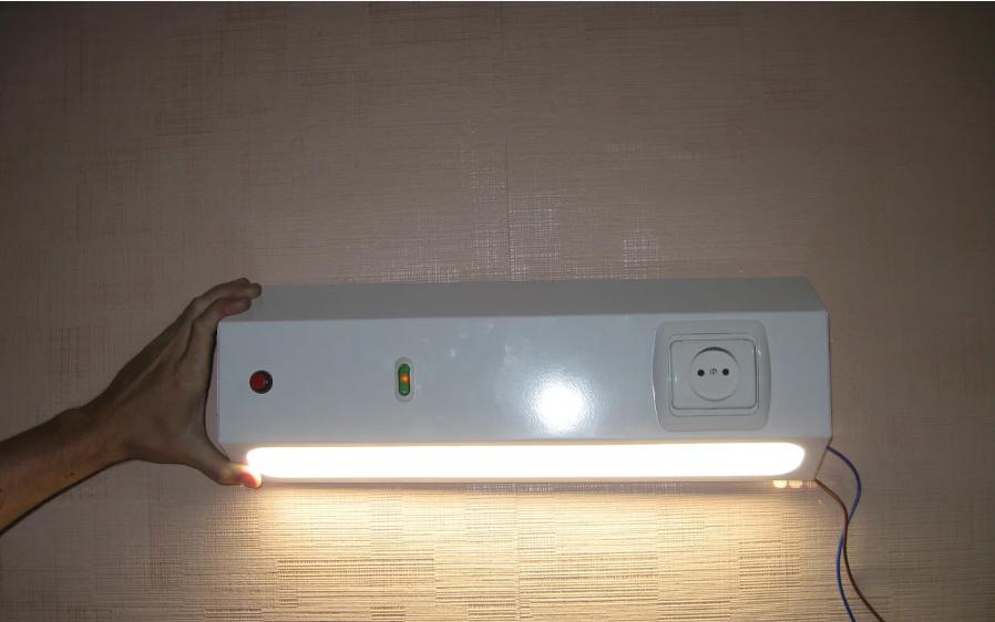 Украинское производство LED светильников! Знай наших!, фото-1