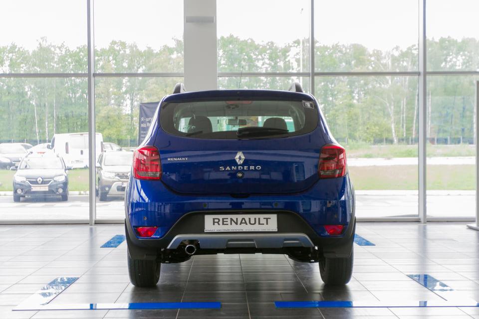 АКЦИЯ в NISSAN + Лимитированная серия Renault ULTRAMARINE!, фото-3