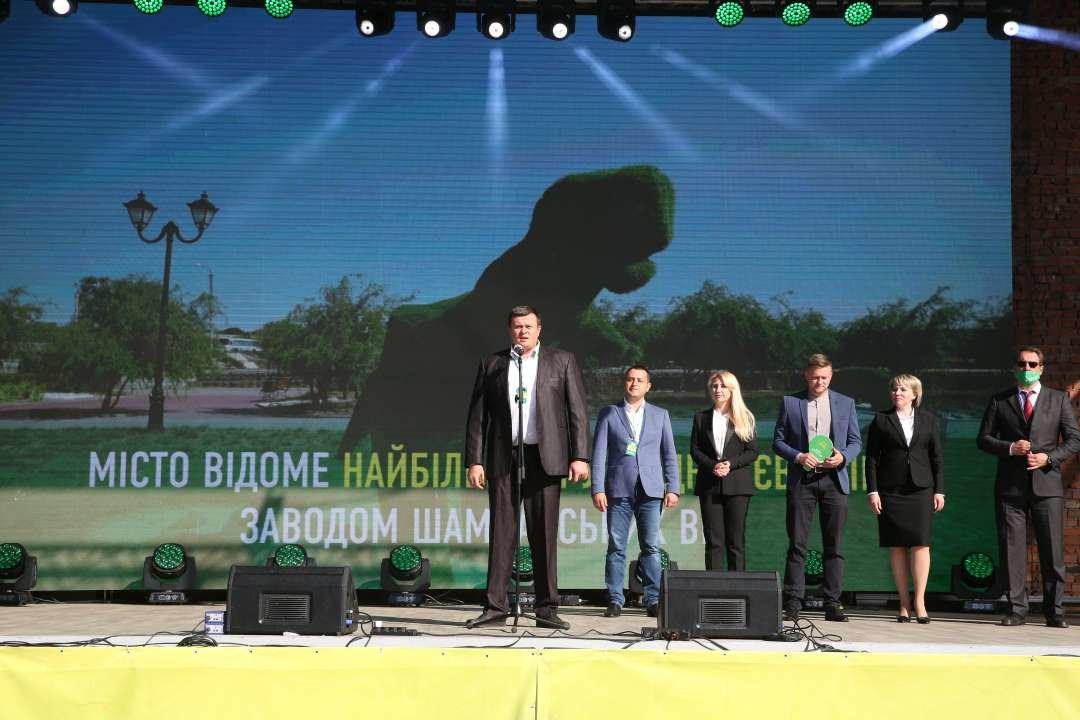 Партия «Слуга Народа» выдвинула кандидатов в депутаты и мэры в Донецкой области, фото-3