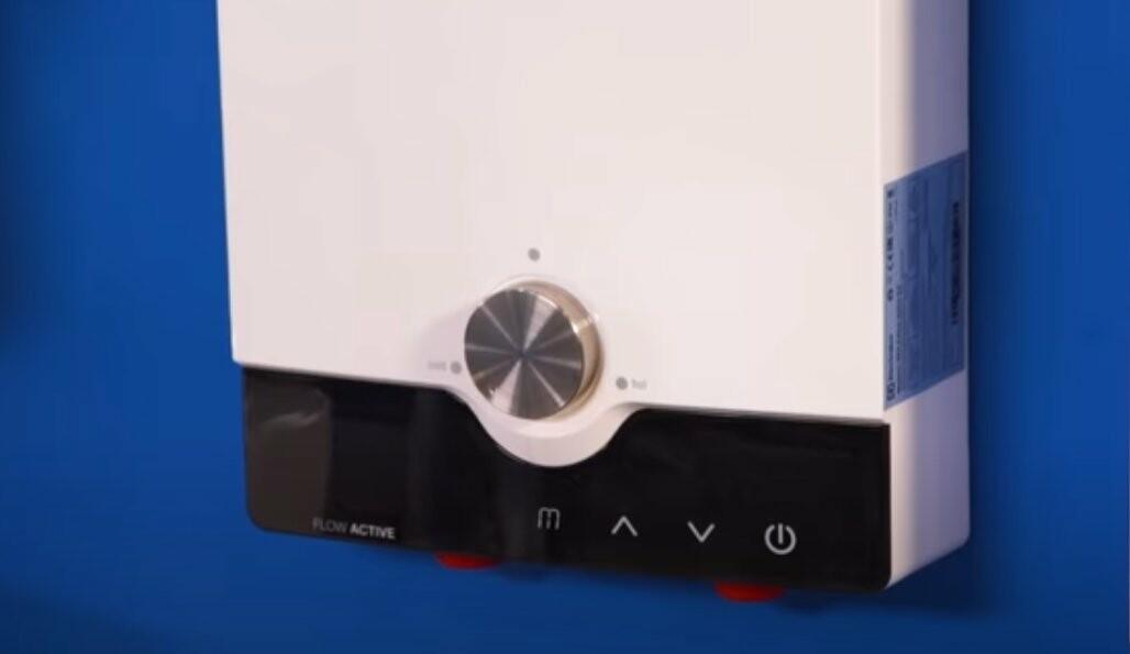 Системный накопительный водонагреватель